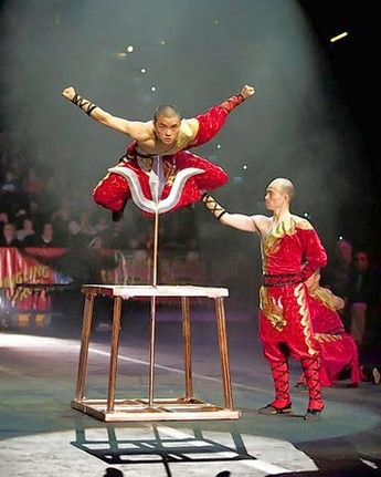Ringling Brothers, Dragons