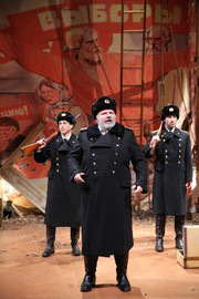 The Caucasian Chalk Circle, Classic Stage