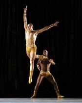 Alvin Ailey-- Tyla Tharp's The Golden Se
