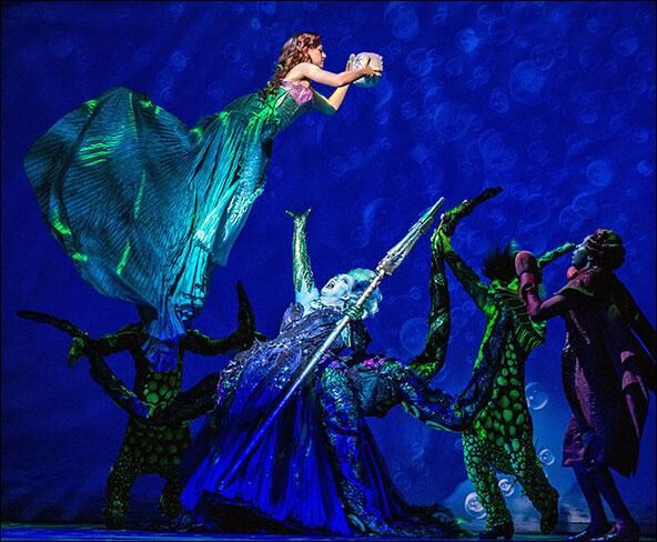 The Little Mermaid, Papermill Playhouse