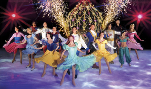 Disney On Ice, Princess Wishes