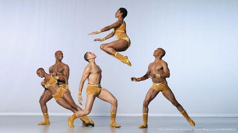 Alvin Ailey--Twyla Tharp's The Golden Se