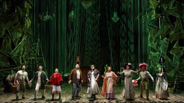 Into the Woods, Tour