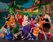 Disney Live, Phineas and Ferb