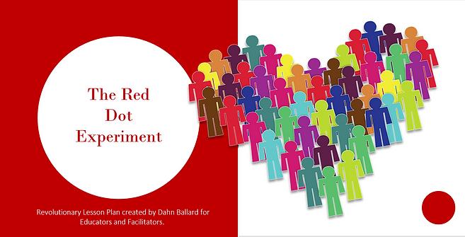 The Red Dot Experiment by Dahn Ballard