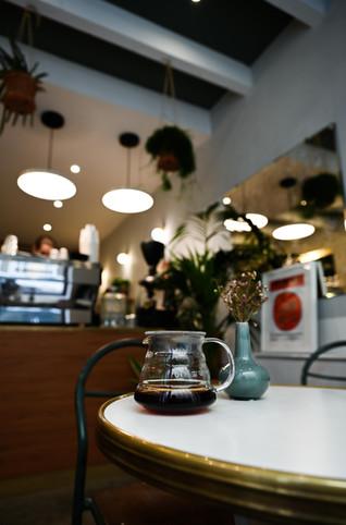 deep coffee