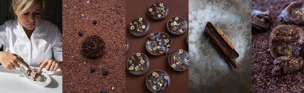 exhibition: chocolat