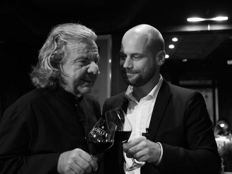 Greeniotage étoilé et les vins de Gaïa de Fortant