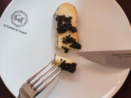 Le Caviar d'Aquitaine s'invite à La Cantine du Troquet