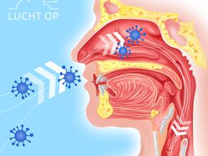 Kan je neus je 1e verdedigingslinie tegen het coronavirus zijn?