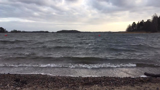 Day 2 - Wind and Waves in East Helsinki