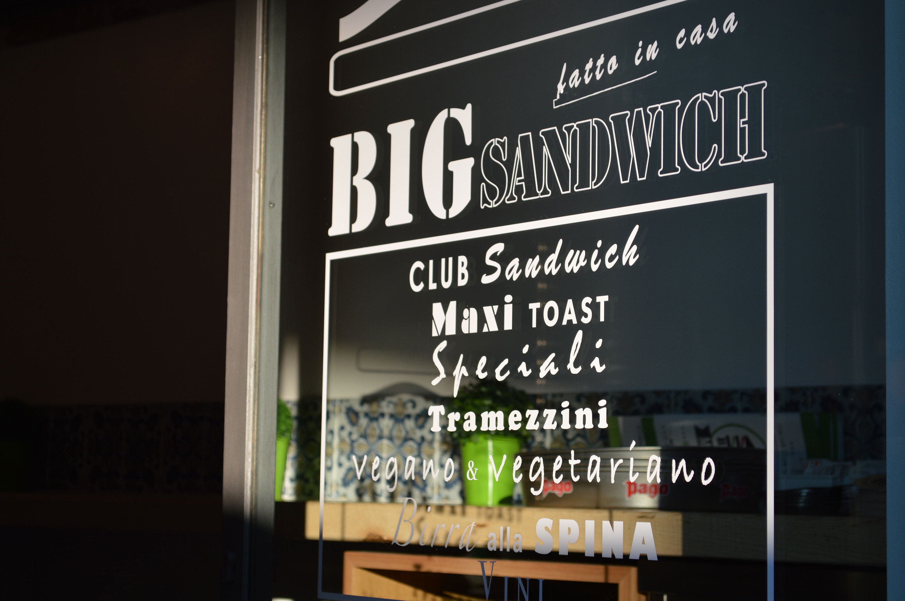 client: BIG Sandwich