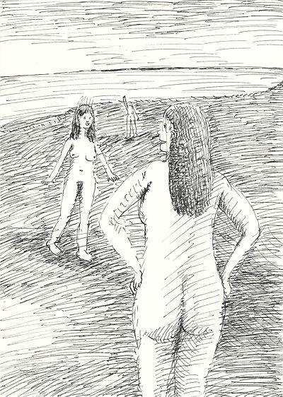 9_three women_A4(29,7x21cm)_inkl_2019.jp