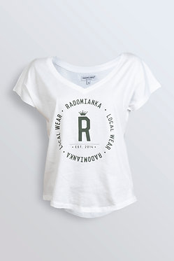 T-shirt CLASSIC white