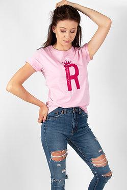 T-shirt pink R