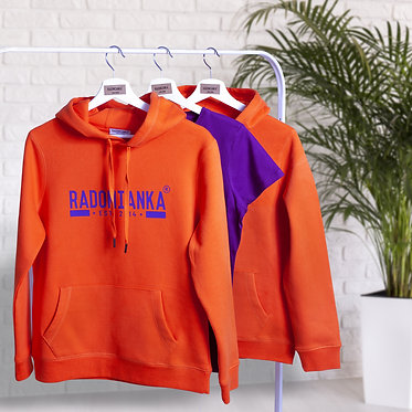 Bluza RADOMIANKA orange