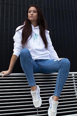 Bluza WINTER MOOD biała