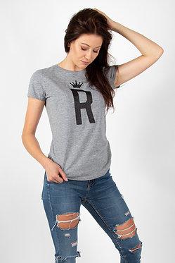 T-shirt GREY ''R''