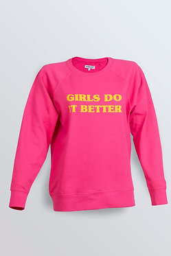 Bluza GIRLS DO IT BETTER