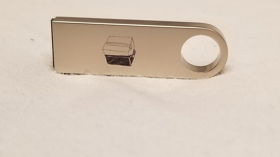 128 GB USB 2.0 Flash Drive with ALL THE MUSIC