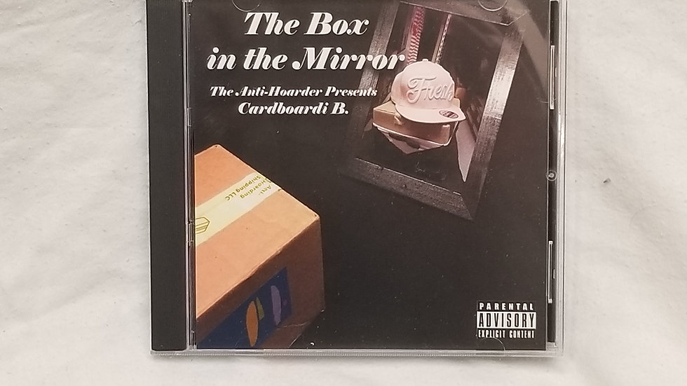 """The Box in the Mirror"" on CD"