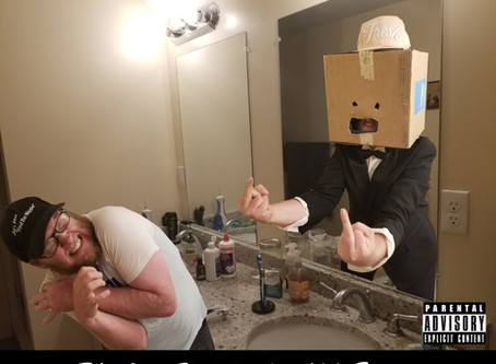 """""""Box in the Mirror: The Odd Hal Sucks A$$ Edition"""" by Cardboardi B REVIEW - Submitted by Anonymous"""
