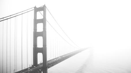 CA州での経済活動、後退