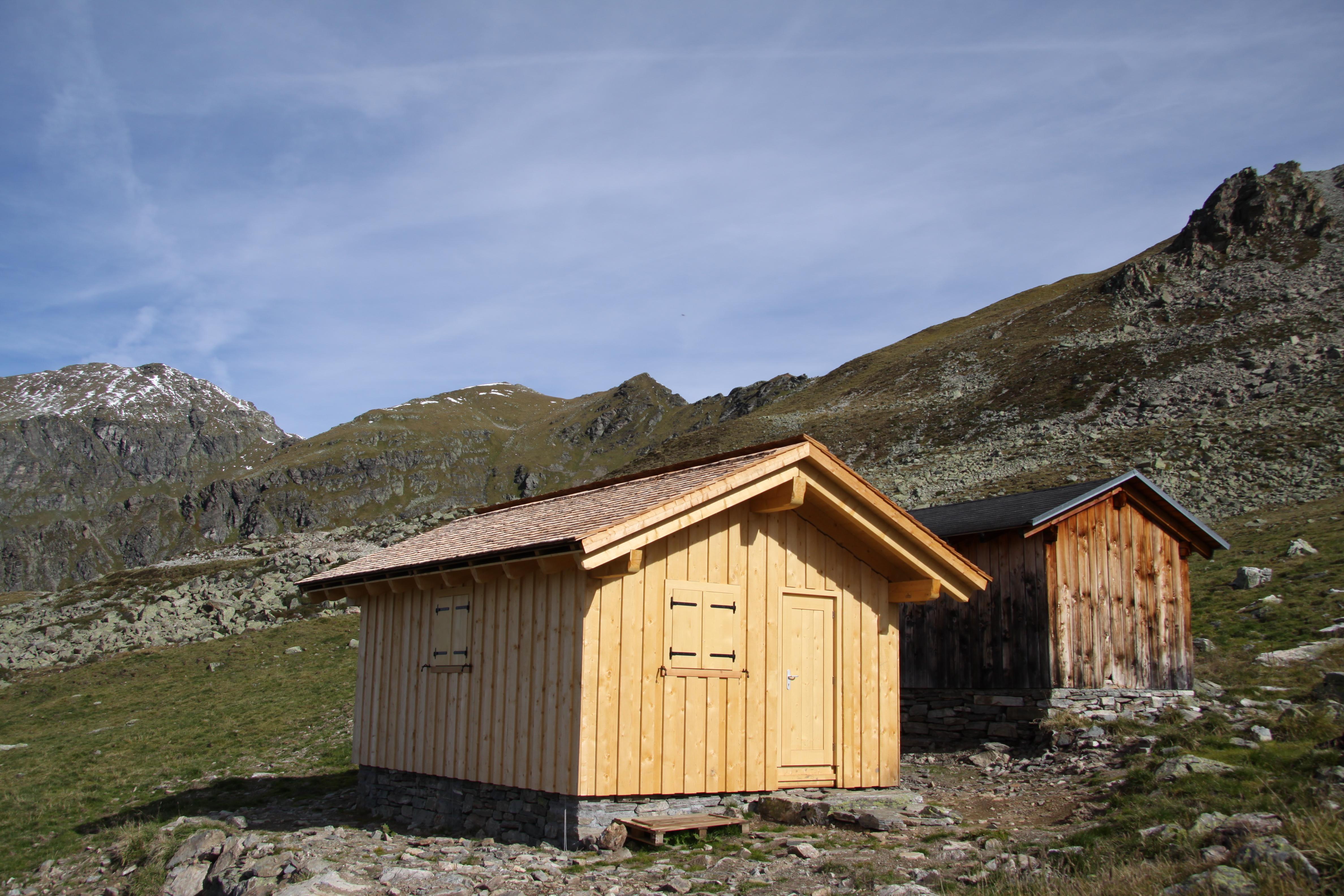 Alpe Vergalda, Gargellen