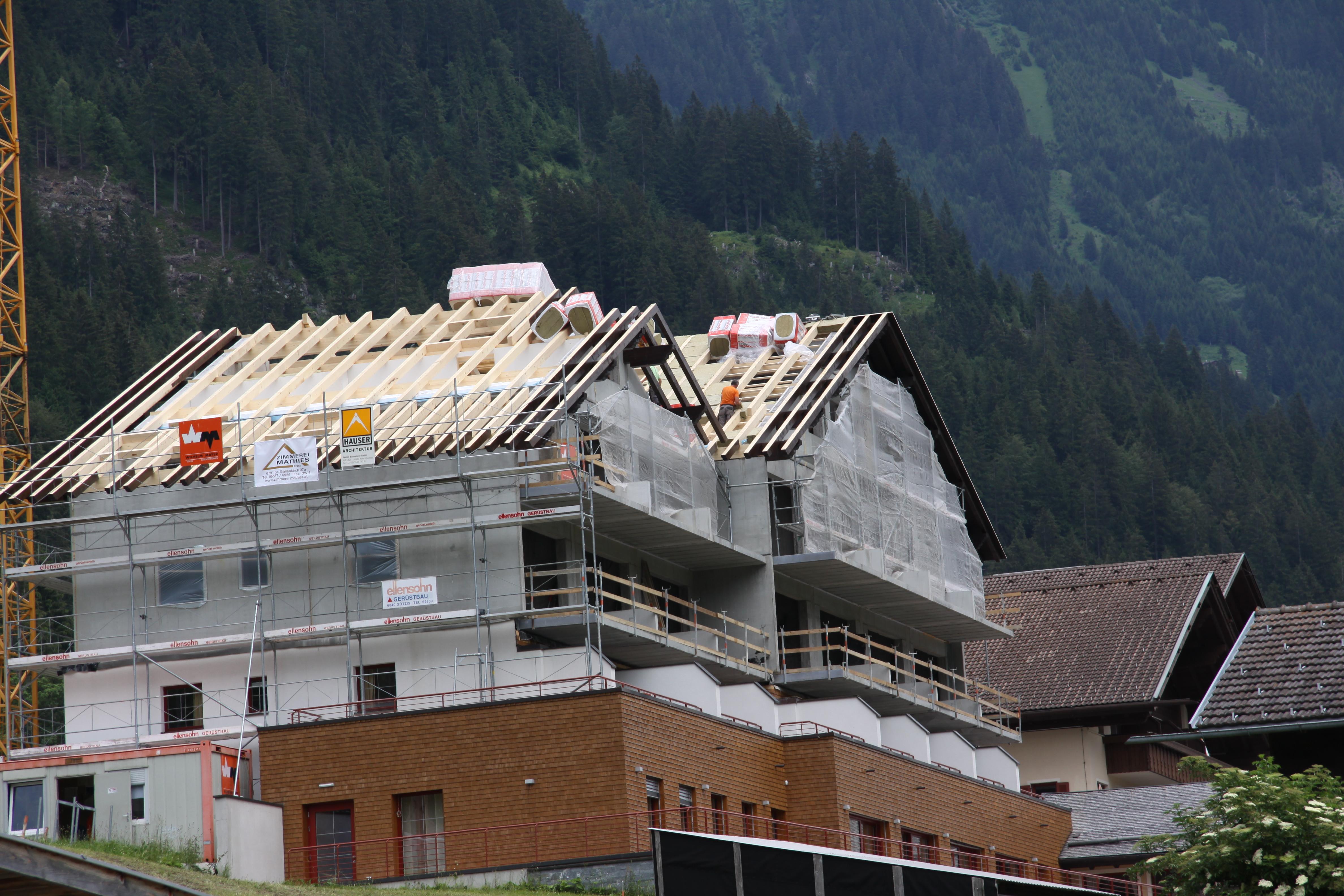 Hotel Zamangspitze, St. Gallenkirch
