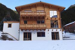Alpenchalet, Gaschurn