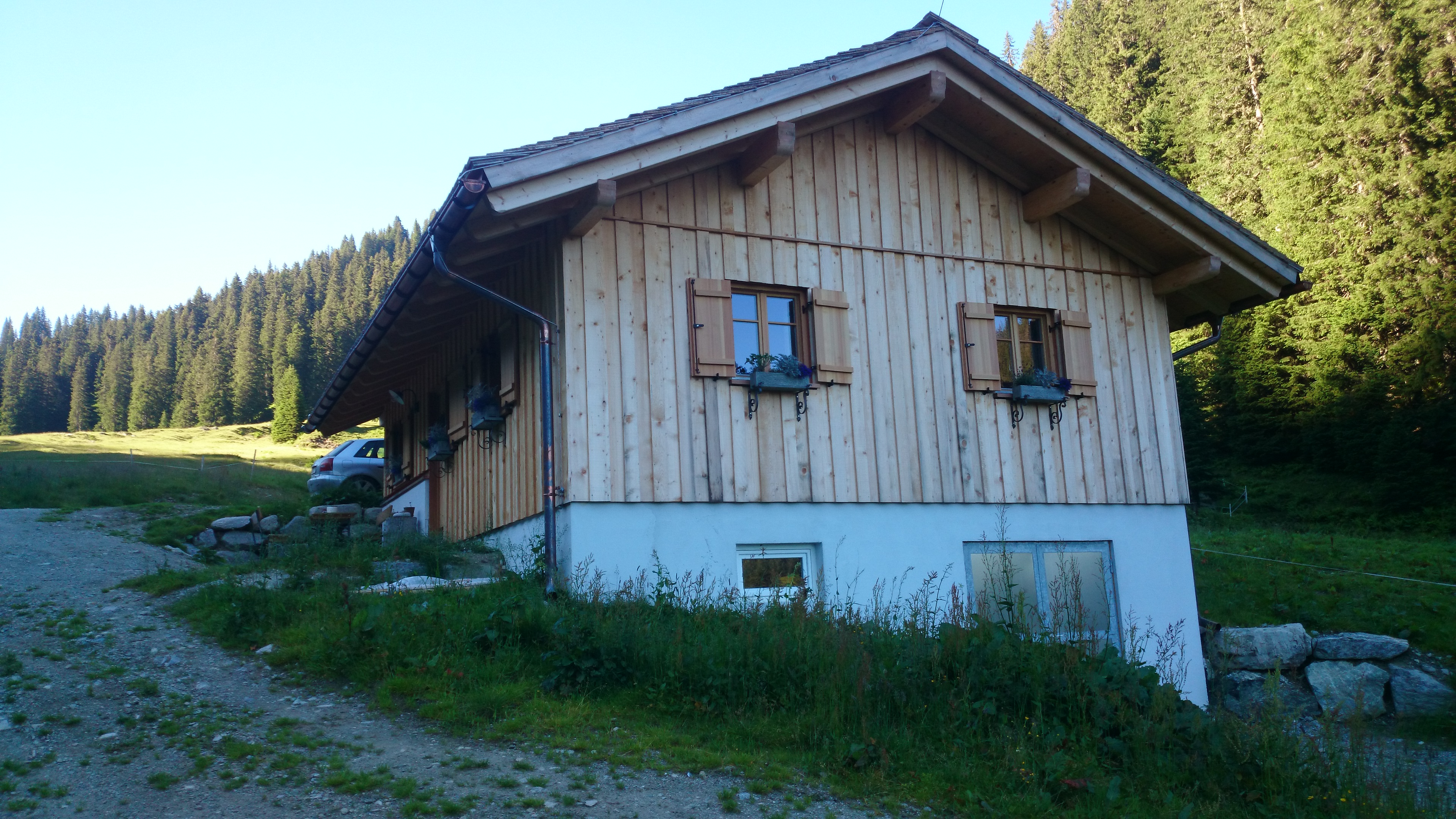 Alpe Nova Mahd, St. Gallenkirch