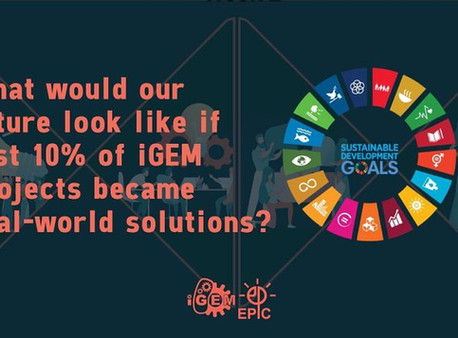 iGEM events coming up this November!