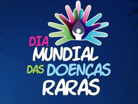 Dia Mundial da Doença Rara - 28/29 de fevereiro