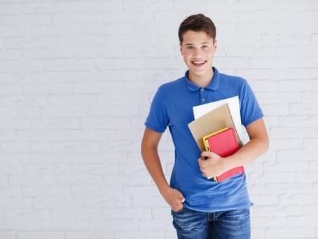 Transação do ensino fundamental para o ensino médio