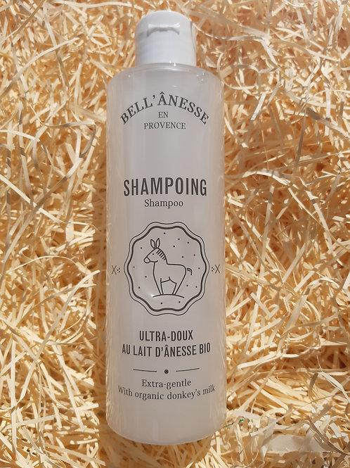 Shampoing Ultra doux au lait d'ânesse