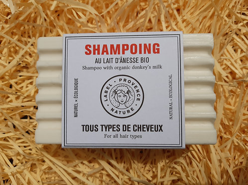 shampoing solide tous cheveux