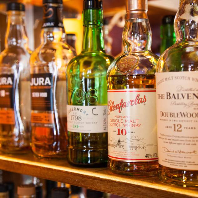 The Thorntree Inn - Whisky