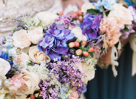 Wedding Flowers:  Blooms and Budget