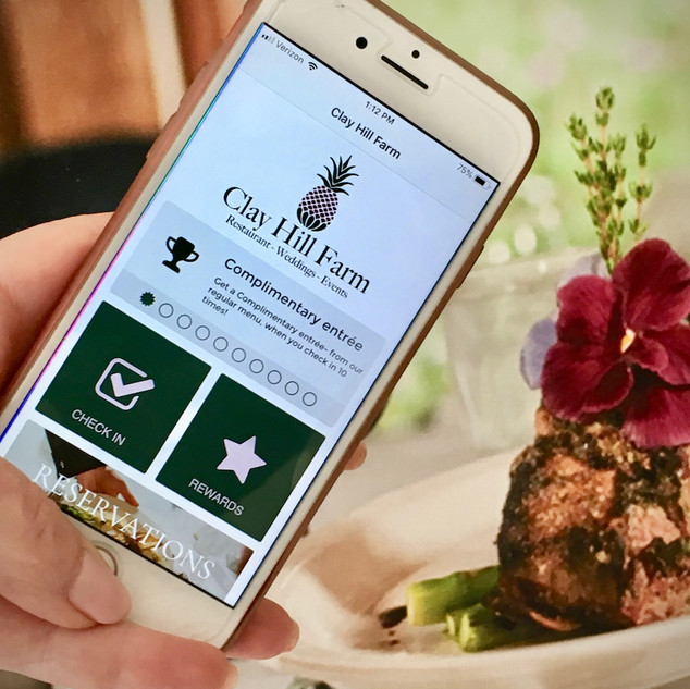 Clay Hill Farm Mobile App