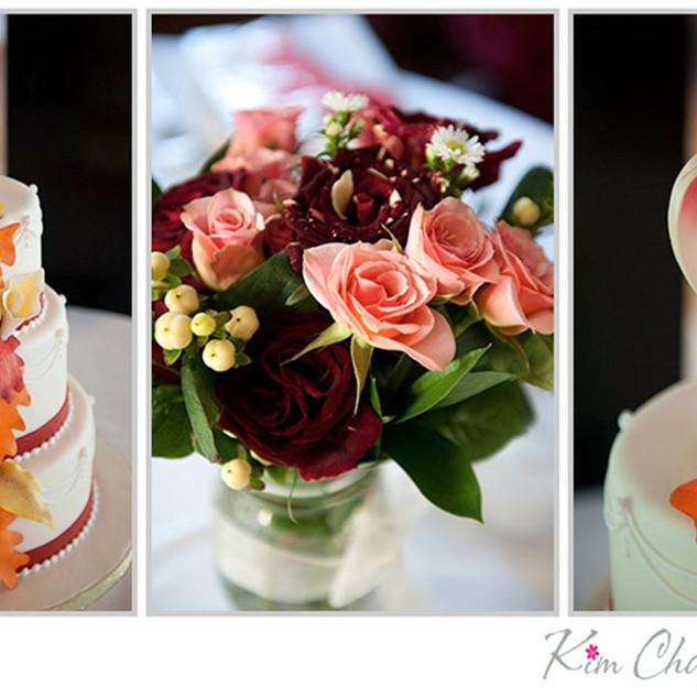 Wedding Day Flowers