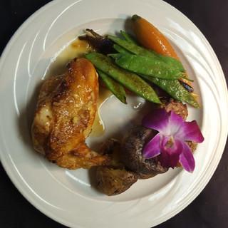 Chicken Entree