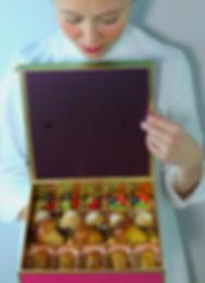 Pastry chef Serena De Filippis Dolce London pasticceria italiana Italian bakery patisserie cannoncini baba tiramisu bigne