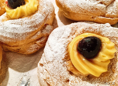 Zeppola di San Giuseppe: a traditional Italian Father's Day treat!