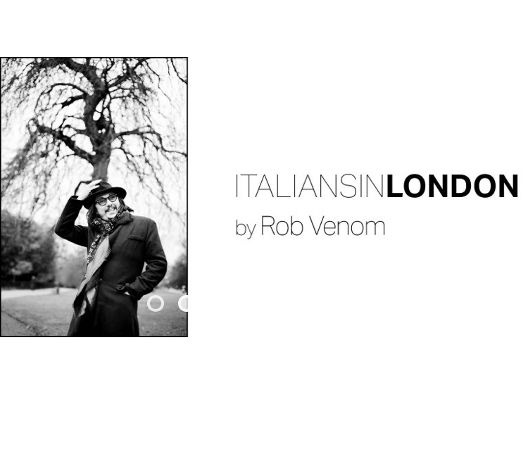 Italians in London