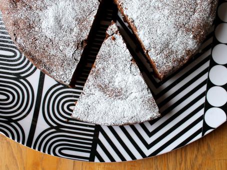 My baking demo & tasting: enjoy Capri and its traditional cake!!