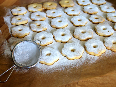 Canestrelli: easy and delicious Italian cookies!