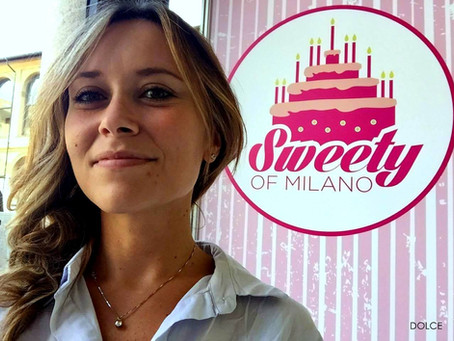 A sweet(-y) event in Milan!!