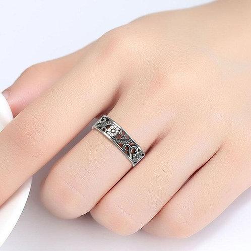 Bague ring  Silver