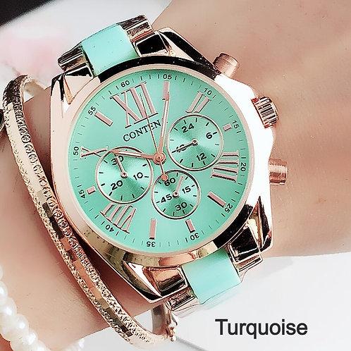 Ladies Fashion  Luxury Top Brand Quartz Watch