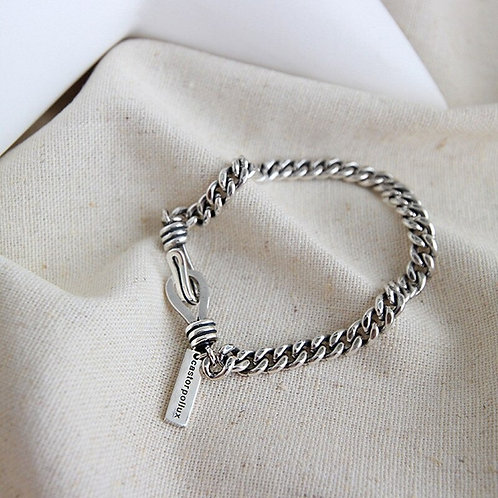 925 Silver Vintage bracelet